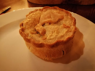 Waggon & Horses pie