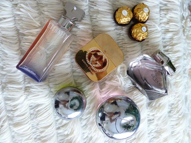 Propozycje prezentu na Walentynki - Perfumy dla Niej !