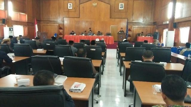 Legislatif Resmi Ajukan Ranperda Hak Keuangan