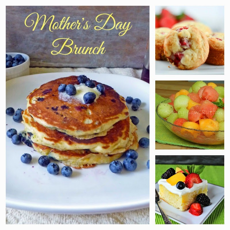 Mother's Day Breakfast Recipes | by Life Tastes Good | 12 different ideas to wake mom up deliciously! #Brunch #Roundup