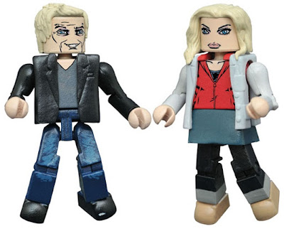 iZombie Minimates 2 Pack by Diamond Select Toys - Liv Moore & Blaine DeBeers