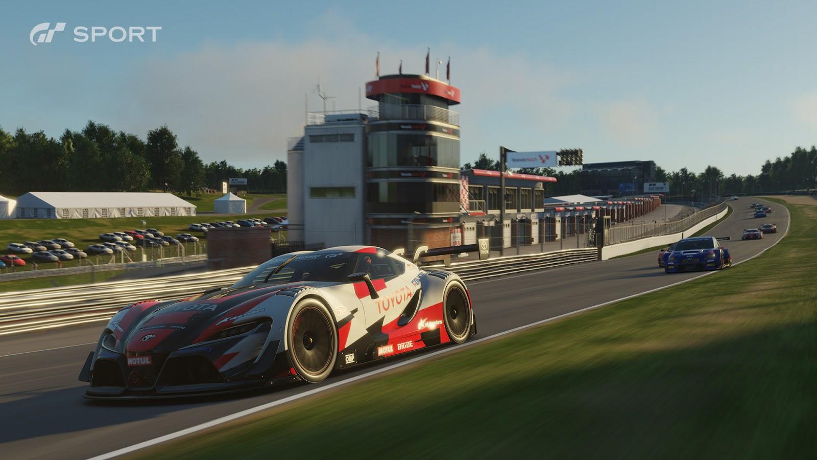 Gran Turismo Sports se lanzaría el 16 de noviembre según revista