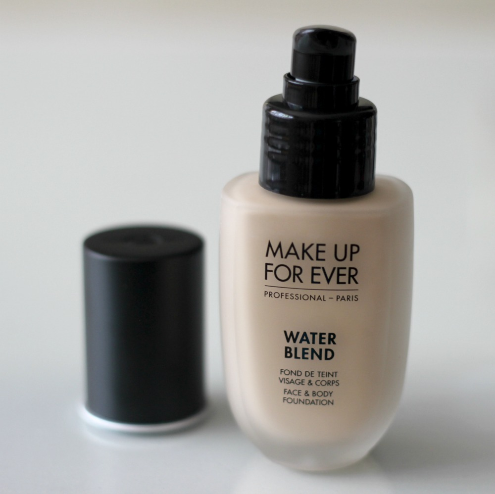 Make Up For Ever Water Blend Foundation Y245 Soft Sand