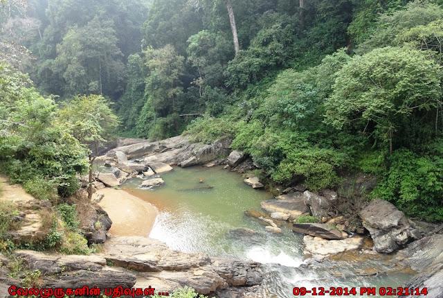 Kanthanpara Falls Creek