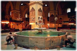 المسجد الأخضر Yesil Cami