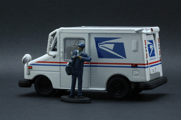 Replacement Grumman Llv Usps Mail Truck - Year of Clean Water