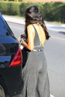 Eiza Gonzalez in Revealing Beautiful Gown Side    CEleBrity.co Exclusive 06