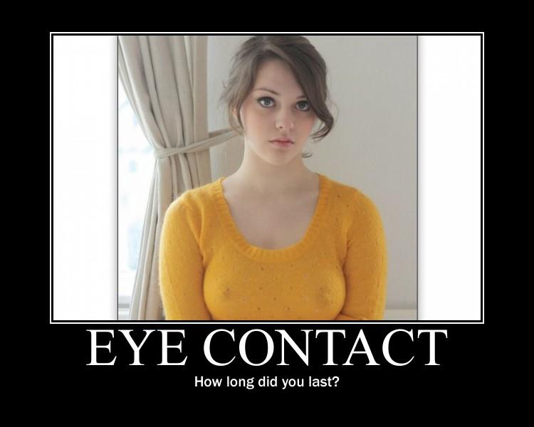 Lesbian Eye Contact 62