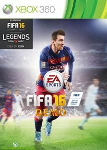 FIFA 16 (XBOX360) DEMO