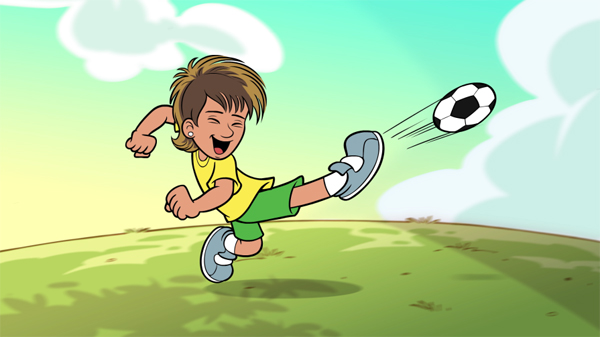 Nickelodeon Neymar Jr.