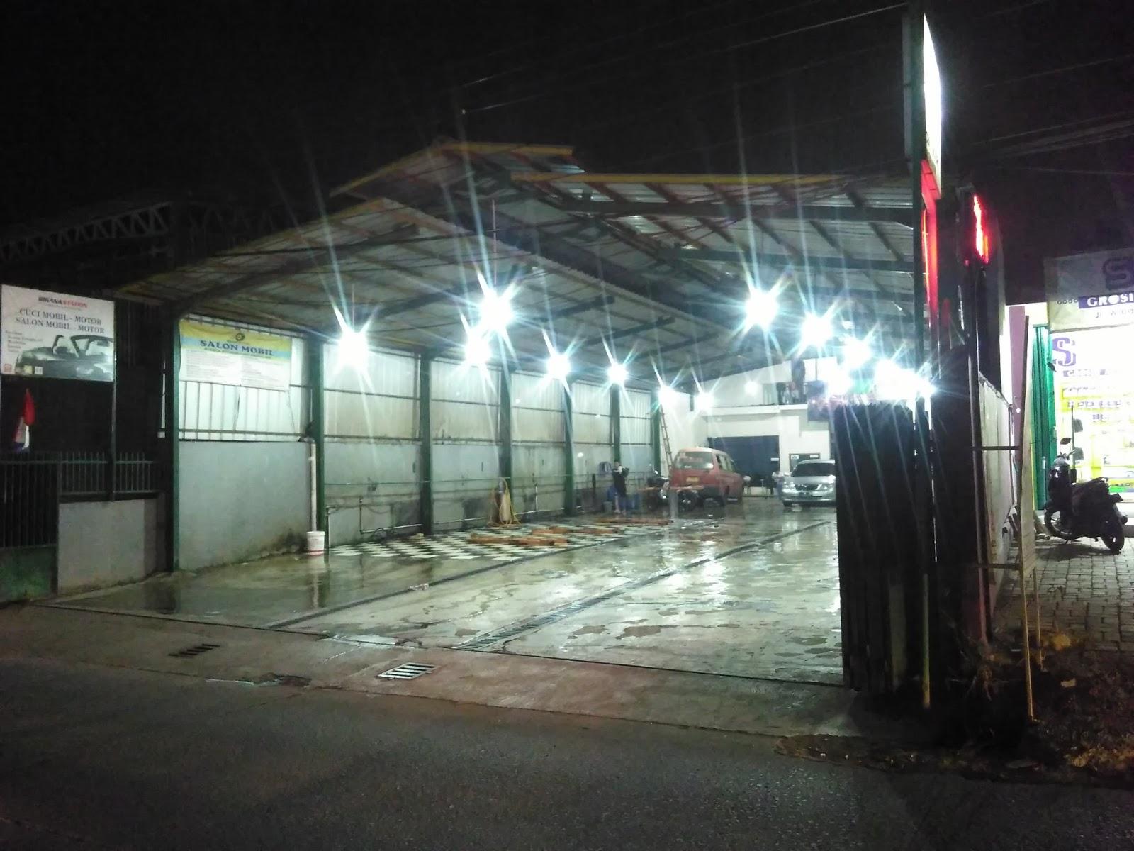 Tempat Cuci Mobil dan Motor di Jatiasih