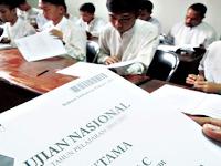 Kunci Detik Ujian Nasional SD/MI