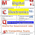 Digital Electronics Objective Questions and Answers with Explanations / Solutions PDF Free Download for Tests / Competitive Exams - MCQs
