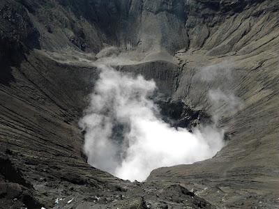 Objek Wisata Kawah Bromo Probolinggo