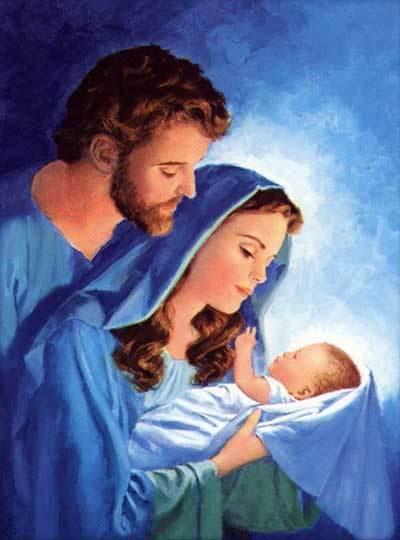 DOMINGO EN FAMILIA: LA SAGRADA FAMILIA DE JESÚS, MARÍA Y JOSÉ
