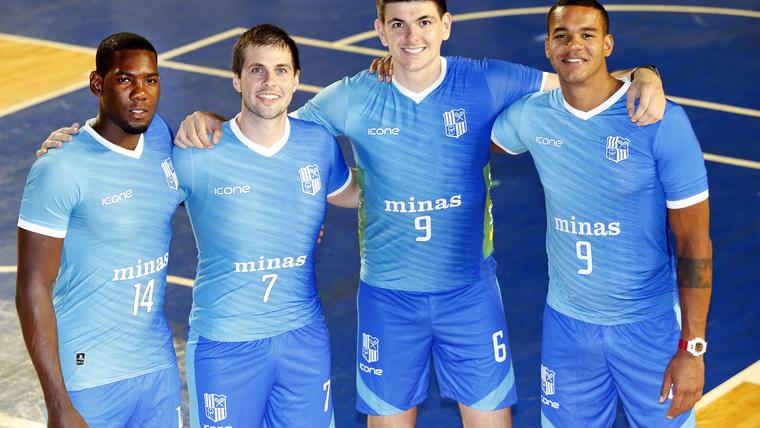 Minas Tênis Clube apresenta quatro reforços e aposta no trabalho da base 33c51c25210e9