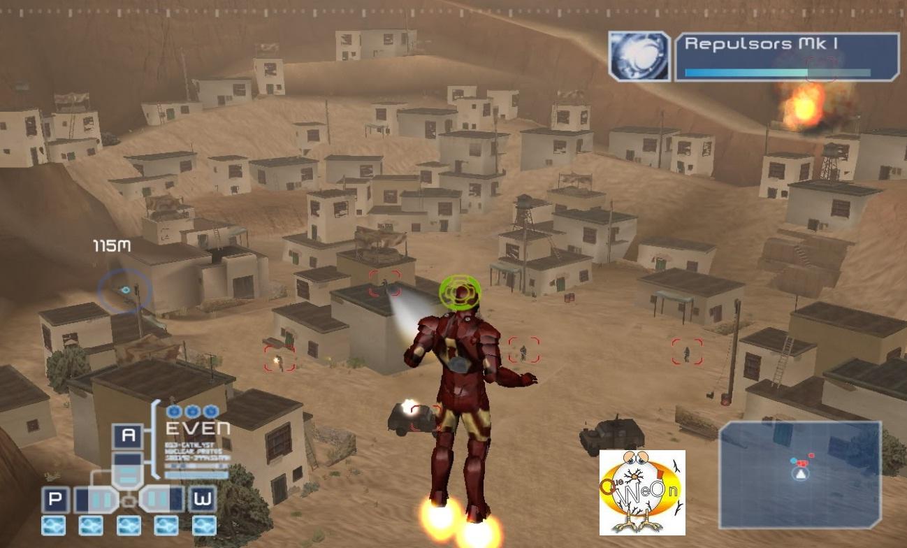 Descargar Iron Man 4 A2zp30: IRON MAN (PC FULL ESPAÑOL)