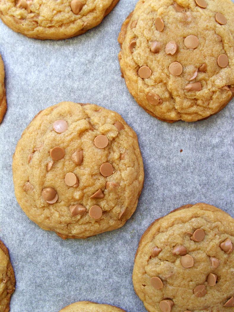 brown butter caramel chip chookies recipe