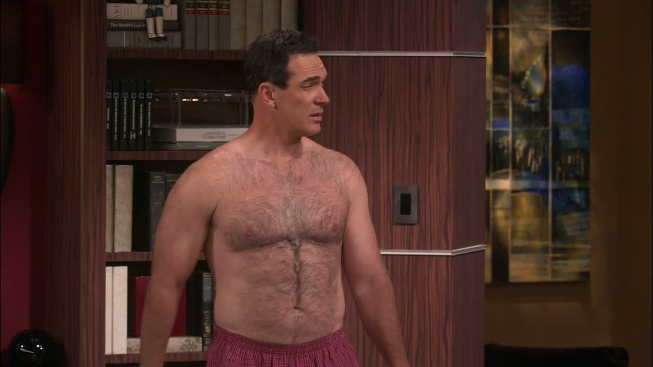 Shirtless Men On The Blog Patrick Warburton Shirtless