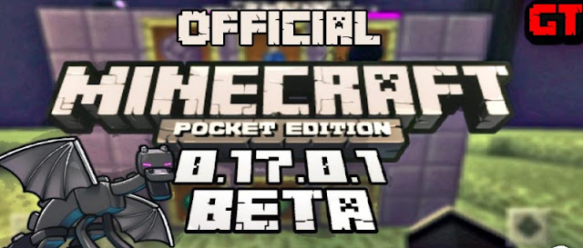 Minecraft Pocket Edition 0.17.0.1 Beta - Versão Oficial