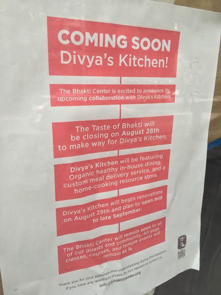 Divya S Kitchen Nyc