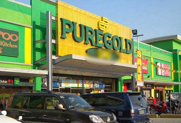 Puregold Price Club Grocery Stores, Found Outside Malls.