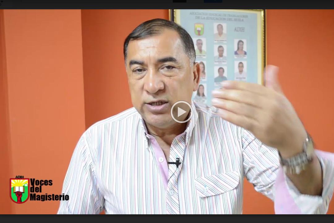Video Informativo a Docentes Neiva 13-09-2017