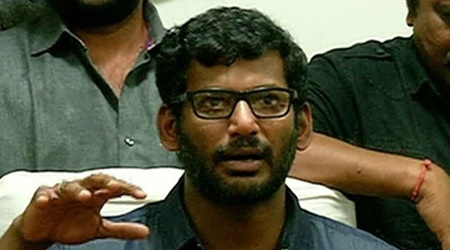 New movies to be released from tomorrow onwards: Actor Vishal | #FilmIndustry #Strike #vishal