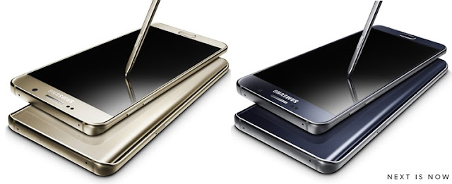 Samsung Galaxy Note5 is here!