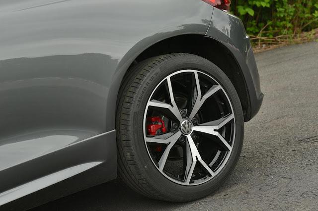 2016 Volkswagen Scirocco GTS