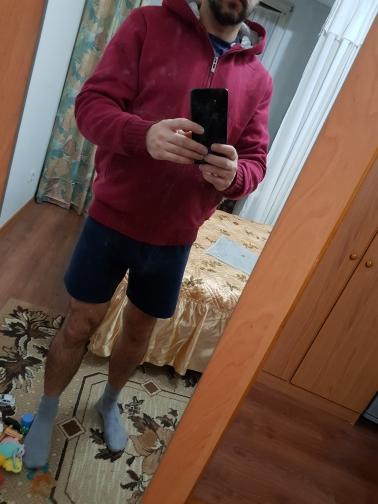 Blusa Jaqueta de Frio Masculina com Capuz com forro de Lã - TOP
