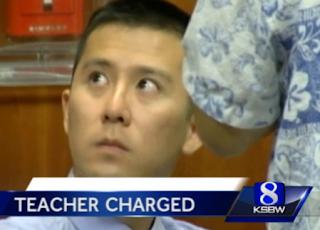 Chemistry Teacher Charged in Catfish Sex Scheme