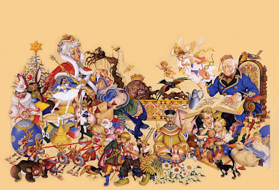 https://upload.wikimedia.org/wikipedia/commons/7/72/Arthur_Szyk_%281894-1951%29._Andersen%27s_Fairy_Tales%2C_inside_cover_illustration_%281944%29%2C_New_York.jpg