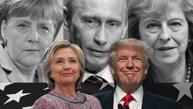 Kegegeran Setelah Donald Trump Jadi Presiden Amerika