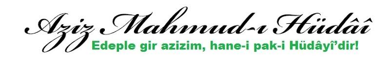 Aziz Mahmud Hüdâî