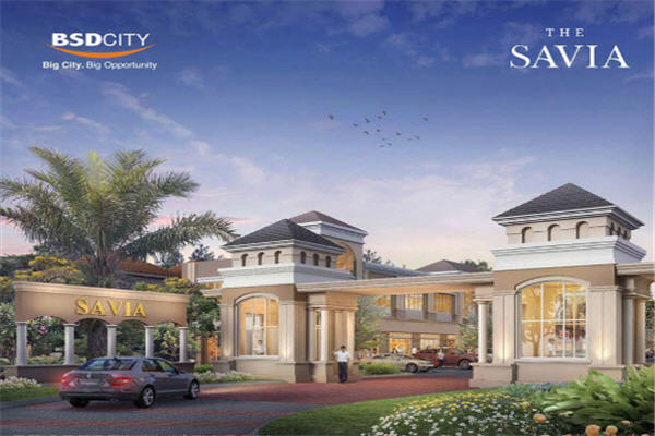 Rumah The Savia BSD City
