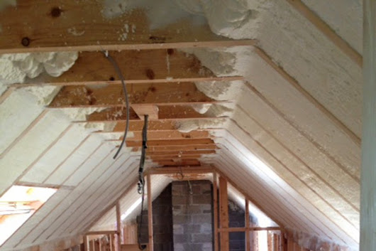 Spray Foam Insulation services in Cork