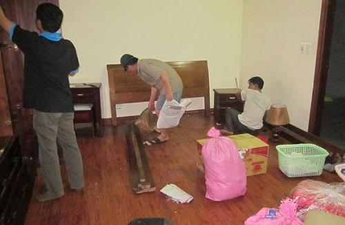 Quy trình dịch vụ chuyển nhà trọn gói