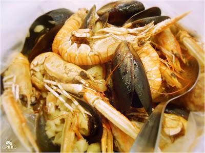 Sea Food Barkada Bag