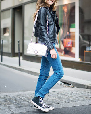 outfits con converse negras tumblr casuales