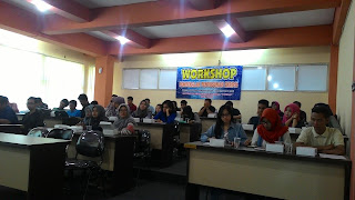 WORKSHOP SKRIPSI (16 september 2016)