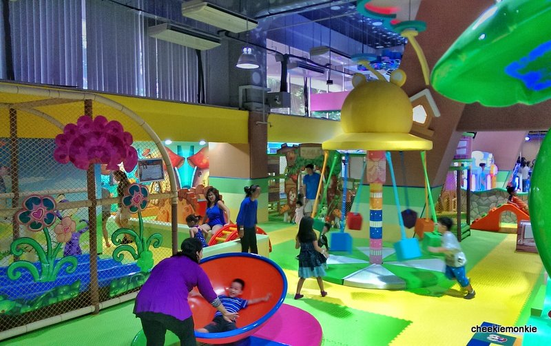 ... A New Indoor Playground, Has Sprouted On Its Premises And From First  Impressions, It Has Plenty Of Play Structures To Keep The Kids Entertained.