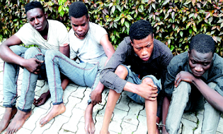 Police arrest cult members who rape girls during initiation