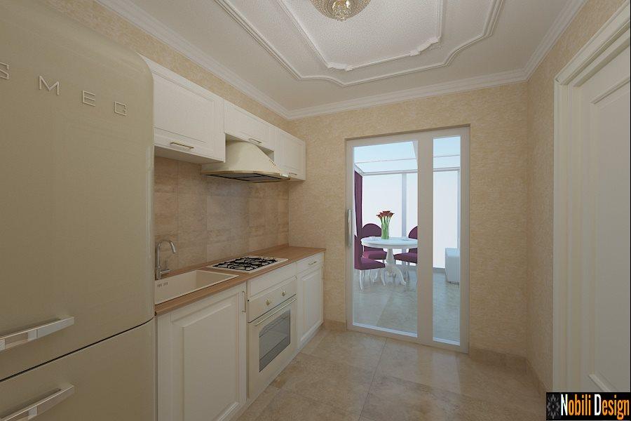 Design interior case apartamente stil clasic - Proiect de casa cu etaj Constanta