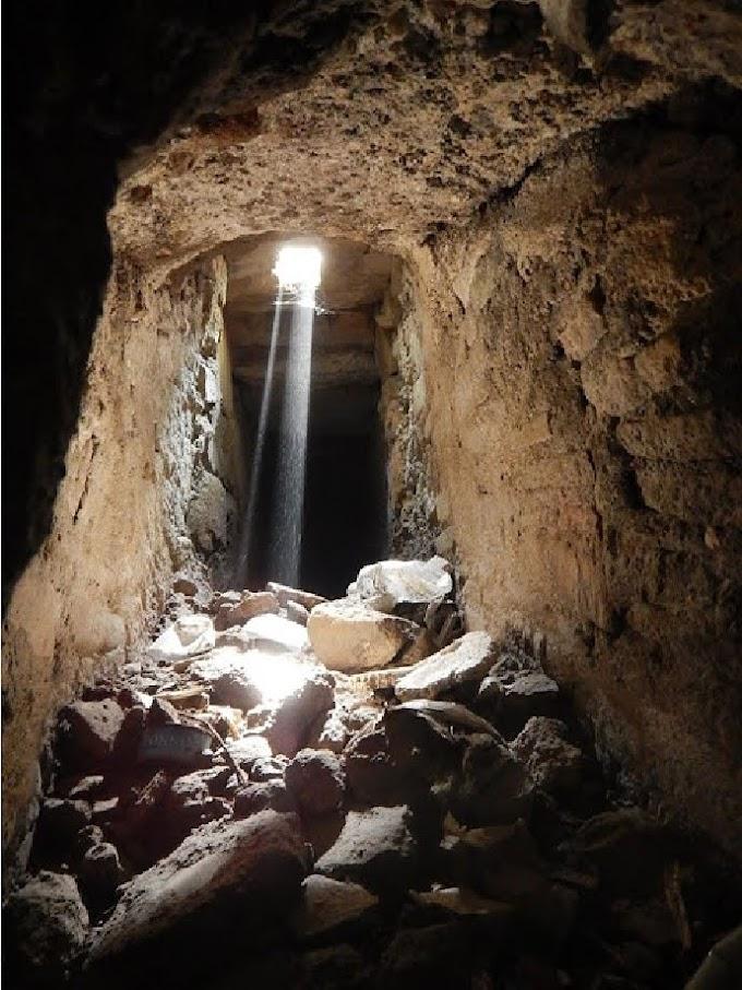 Οι σήραγγες και τα κανάλια αποστράγγισης της αρχαίας Πομπηίας , μετά από 2300 χρόνια λειτουργούν ακόμα -ΦΩΤΟ.