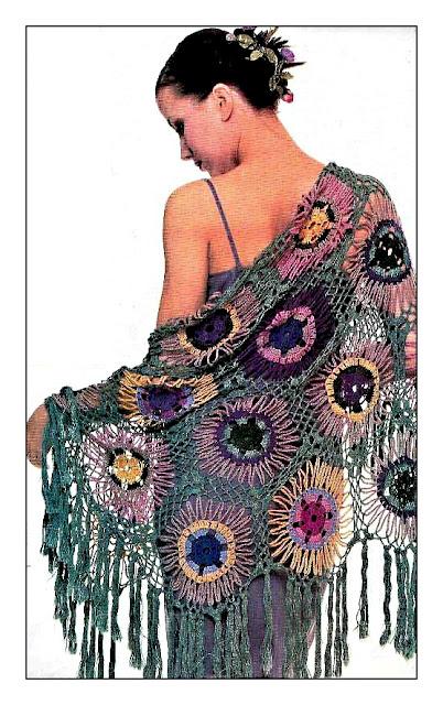 Chal o Manton Crochet Mandalas