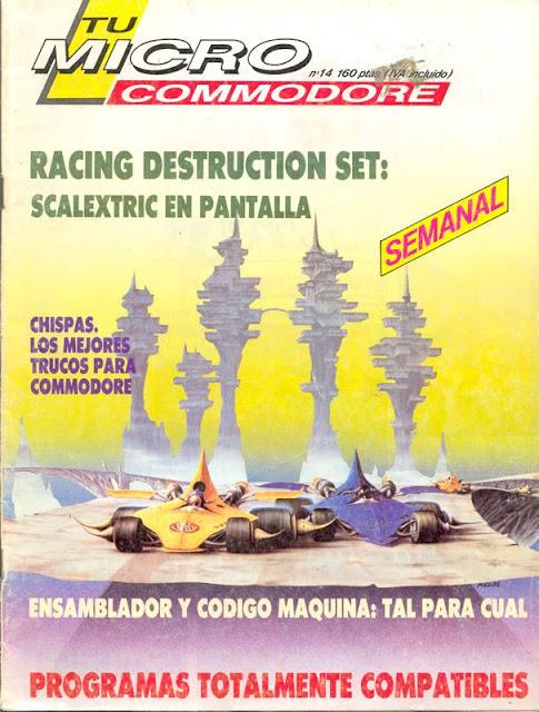 Tu Micro Commodore #14 (14)