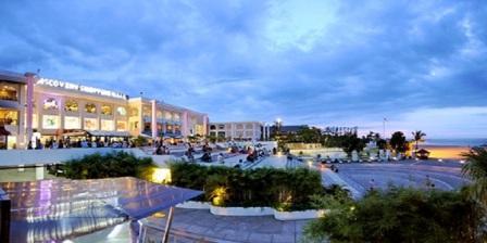 Discovery Mall  alamat lokasi