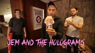 jem holograms movie producers asian male men universal studios
