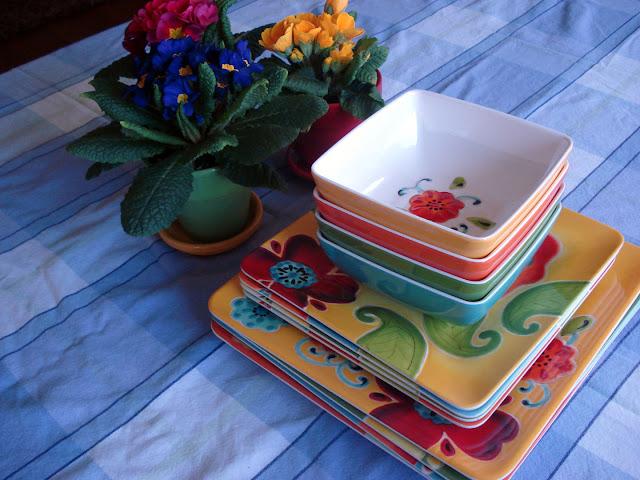 Gates Laurie Party Garden Dinnerware